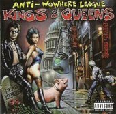 ANTI-NOWHERE LEAGUE LYRICS | Punk Rock | Scoop.it
