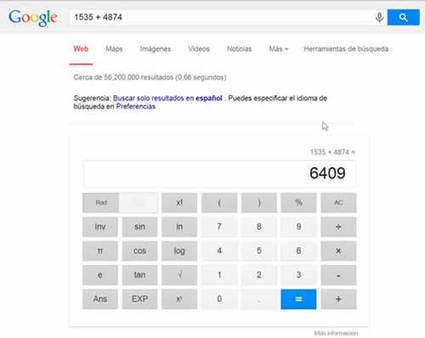 Las interesantes herramientas desconocidas de Google | LAS TIC EN EL COLEGIO | Scoop.it