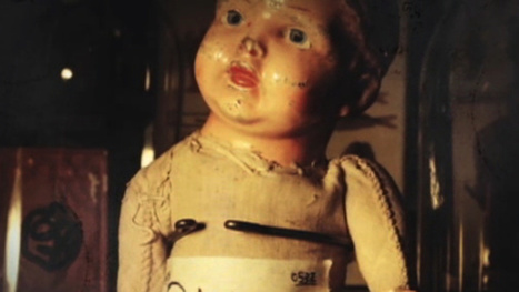 Thomas Edison's Talking Dolls Sound Like They're Possessed By Satan | Outbreaks of Futurity | Scoop.it