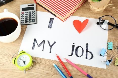 De opbrengst van werkgeluk - Jobsome | Gelukkig thuis en op je werk | Scoop.it