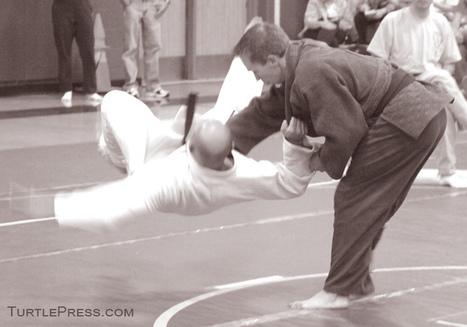 The Four Stages of a Judo Throw | Brazilian Jiu-Jitsu | Scoop.it