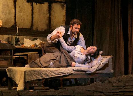 Sonya Yoncheva as Mimì in the Met's 'La Bohème'   Opera singers and classical music musicians   Scoop.it