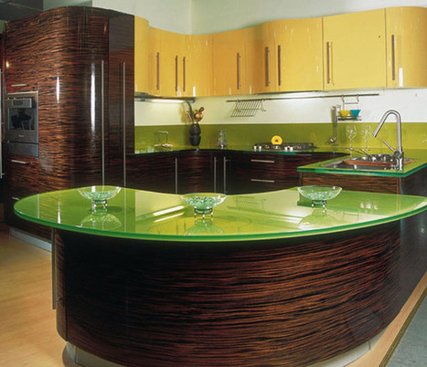 100 Kitchen Countertop Pictures and Styles | Designer | Scoop.it