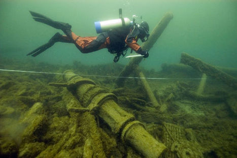 Marine sanctuary researchers gain access to more shipwrecks - The Sentinel | ScubaObsessed | Scoop.it