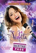 Violetta Backstage Pass » Film in Streaming Gratis Online | Film Streaming Gratis Online Italia | Scoop.it