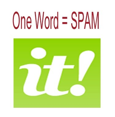Rise Of One Word Spammers On @Scoopit   Collaborative Revolution   Scoop.it