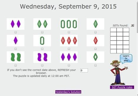 Actividades matemáticas para la primera semana de clase (I) | Blog de Antonio Omatos | Matifutbol | Scoop.it