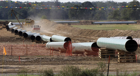 Keystone: Why the wait? | Sustain Our Earth | Scoop.it