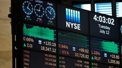 High-frequency trading hardware is approaching light speed | Business Transformation | Scoop.it