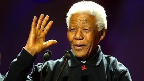 Nelson Mandela has died, aged 95 | Human Rights Issues: The Latest News | Scoop.it