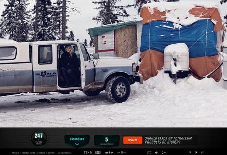 Fort McMoney   Interactive & Immersive Journalism   Scoop.it