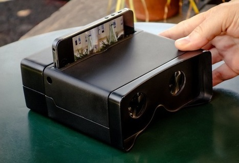 Poppy Turns Your iPhone Into an Easy-to-Use 3D Camera and Display | photography in a digital world | Scoop.it