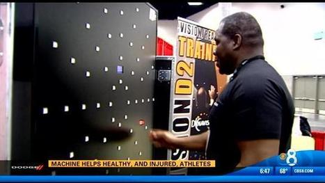 Machine helps healthy and injured athletes | Sports News | Scoop.it