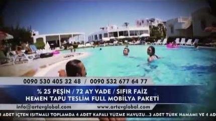 Artev Global – Google+ - Yalikavak Holiday Gardens - Artev Global's TV commercial… | Artev Global Bodrum'de TV Euro D ve ATV | Scoop.it
