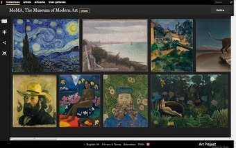 Free Technology for Teachers: Teaching Art Online and Other Art Talks on Google+ | Mobile Learning & Information Literacy | Scoop.it