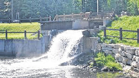 State grant to fund portion of Pigeon River dam removal - Petoskey News-Review | Fish Habitat | Scoop.it
