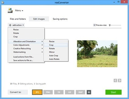 How to bulk crop pictures with reaConverte | mona66hu | Scoop.it