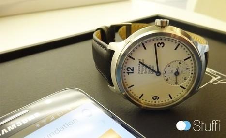 Mondaine rajoute le paiement par NFC dans sa smartwatch | NFC marché, perspectives, usages, technique | Scoop.it