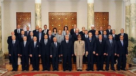 Egypte : Les Frères Musulmans rejettent la légitimité du nouveau gouvernement   Islam News   Scoop.it