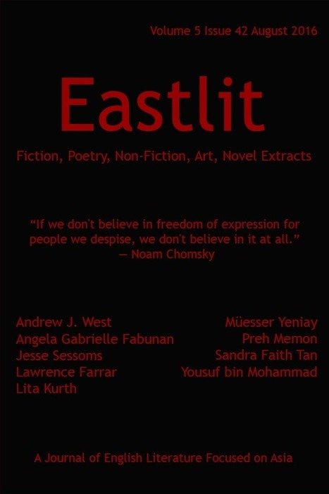 Eastlit August 2016: Asian Literature. Poetry. Fiction, Art. | English Literature and Art in East & South East Asia | Scoop.it
