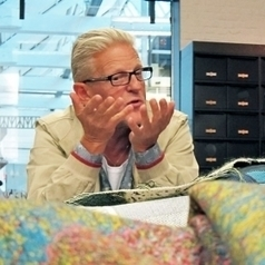 Making of 'De terugkeer van de Olifant'   Cultureel Organisatiebureau Artifex   TextielMuseum   Scoop.it