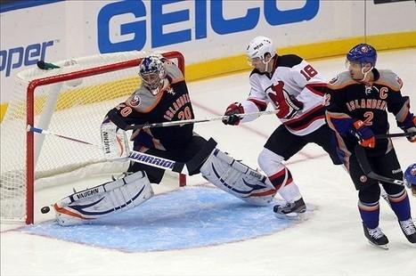 Devils Top Islanders to Snap Losing Streak | NJ Devils | Scoop.it