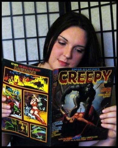 Women in Comics Interview: Rachel Deering / Talking Comics   Ladies Making Comics   Scoop.it