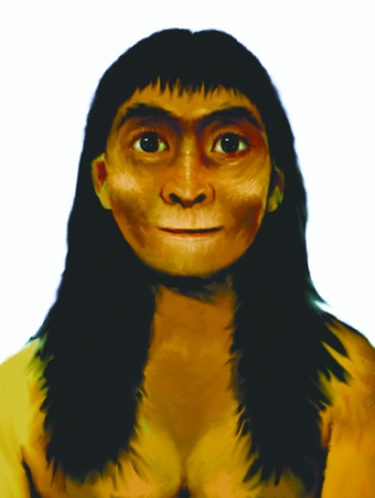 Experts Reconstruct Face of Ancient Woman - All China Women's Federation | Archaeology News | Scoop.it