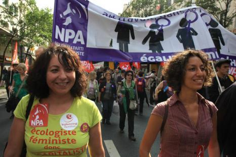 French feminists join campaign against EU Fiscal Compact ...   Fabulous Feminism   Scoop.it