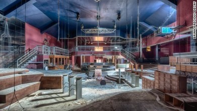 Precious photos of abandoned structures | Urban Decay Photography | Scoop.it