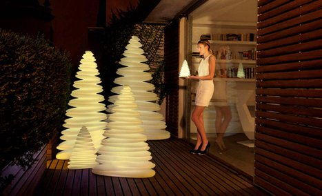 Festive Holiday Lighting for Indoors or Outdoors   Urban Gardens   Annie Haven   Haven Brand   Scoop.it