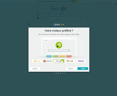 Openoox, votre nouvelle page de démarrage totalement paramétrable   Tikiwiki - CMS Groupware (Francophone)   Scoop.it