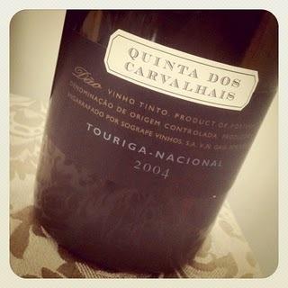 Quinta dos Carvalhais Touriga Nacional 2004   @zone41 Wine World   Scoop.it