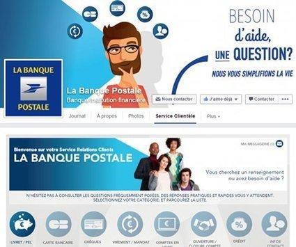 Le conseiller Banque Postale débarque sur Facebook | Les Postes et la technologie | Scoop.it