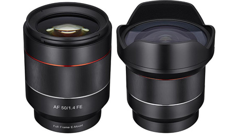 Samyang muscle their way into the autofocus market with two new 50mm f/1.4 and 14mm f/2.8 lenses   Amateur Photographer   Scoop.it