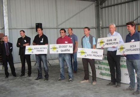 CriTERRES : un référentiel de pratiques plus respectueuses de l'environnement   Agriculture en Gironde   Scoop.it