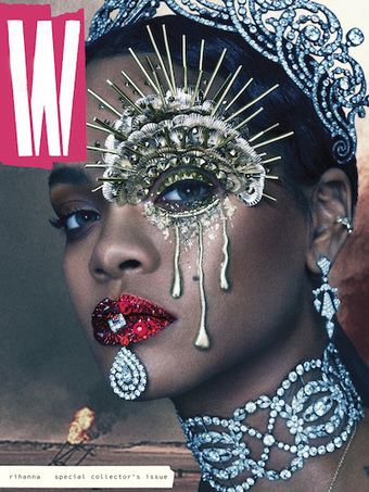 W magazine's September fall fashion issue transformed as digital companion   Luxe 2.0 - Marketing digital - E-commerce   Scoop.it