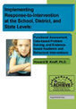 NASP - Response to Intervention | School Psychology in the 21st Century | Scoop.it