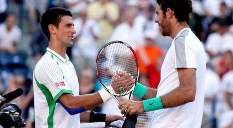 Del Potro inflige à Djoko sa 1ère défaite en 2013 | Tennis , actualites et buzz avec fasto-sport.com | Scoop.it