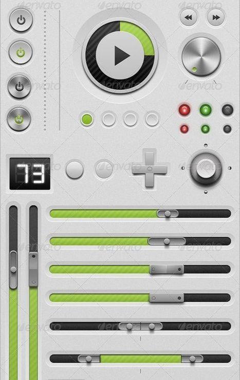 Mejora la experiencia de usuario con estos recursos UI | CreativaSfera | Recursos para diseñadores gráficos | Scoop.it