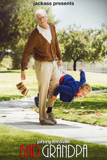 Jackass Presents: Bad Grandpa | GetTheMovies | Scoop.it