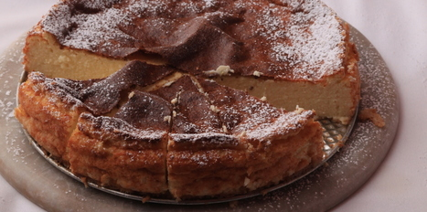 Semolina and Lemon Torta  |  Mario Batali | Le Marche and Food | Scoop.it