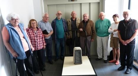 Les anciens instits font don... de leur pierre tombale au musée de l'Education de Rouen | Actualités du Musée national de l'éducation | Scoop.it