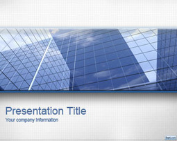 Corporate Office PowerPoint Template | Free Powerpoint Templates | Powerpoint Designs Free Download | Scoop.it