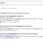 Google News Gets A New Ranking Signal, And It's A Keywords Meta Tag - WebProNews | Website Promotion On Google | Scoop.it