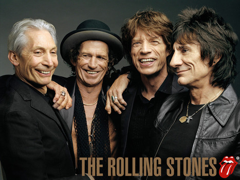 The EFL SMARTblog: The Rolling Stones | English resources for Primary and Secondary | Scoop.it