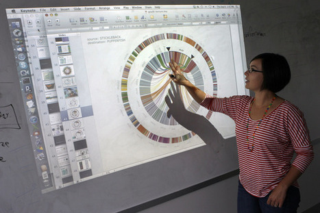 U. of Utah scientist tackles Big Data with visualization - Salt Lake Tribune | Visualisation | Scoop.it