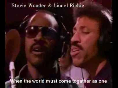 We Are The World lyrics, Singer's Names, subtitles   FINANCIAL FREEDOM QUICKLY SHARING VIDEOS   Scoop.it