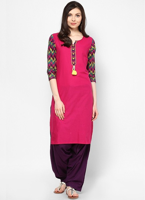 cotton designer Kurti | I don't do fashion, I am fashion | Scoop.it