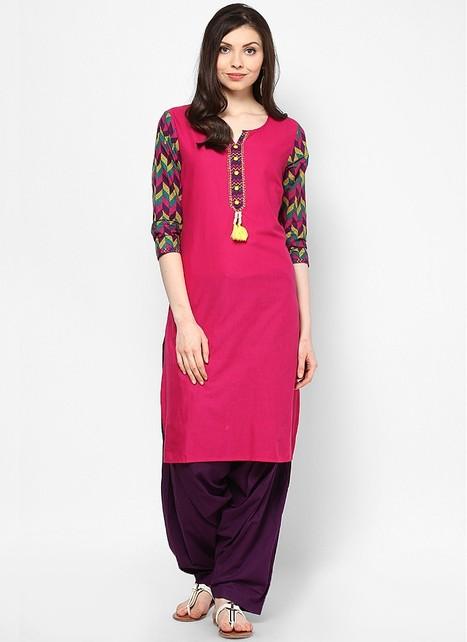 cotton designer Kurti | I don't do fashion, I am fashion | Scoop.it